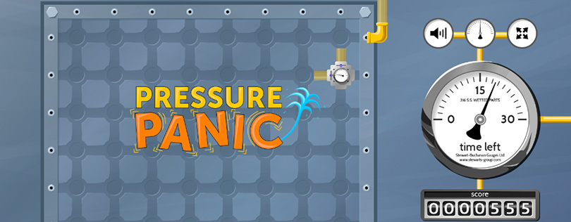Pressure Panic Exhibition Game