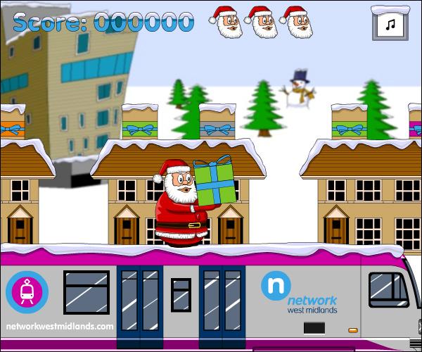 Santa's Network Run